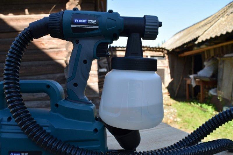 Как выбрать краскопульт: виды, выбор электрического, пневматического краскопульта для домашнего пользования, покраски авто, лака по дереву
