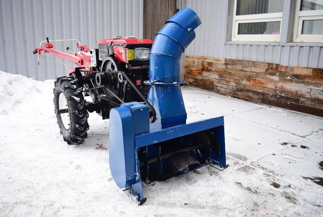 Как сделать снегоуборщик из культиватора своими руками – подготовка и правильный порядок действий