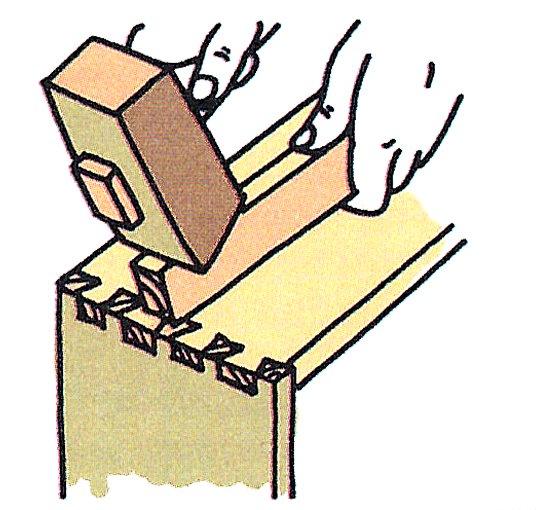 Соединение ласточкин хвост соединение ласточкин хвост
