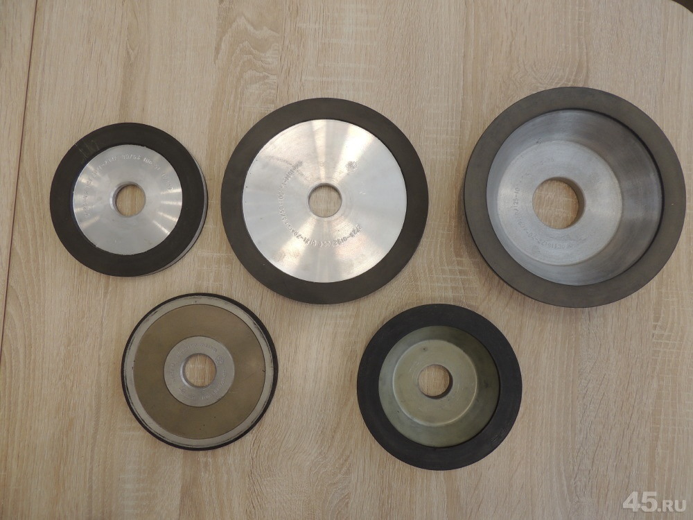 Круг алмазный заточной: виды чашек (тарелок), выбор инструмента