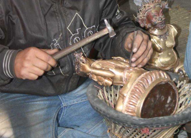 Добыча сырья и технологии изготовления бронзы