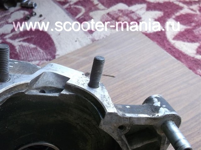 Как выкрутить прикипевшую (заржавевшую) шпильку, чтобы не сломать её?