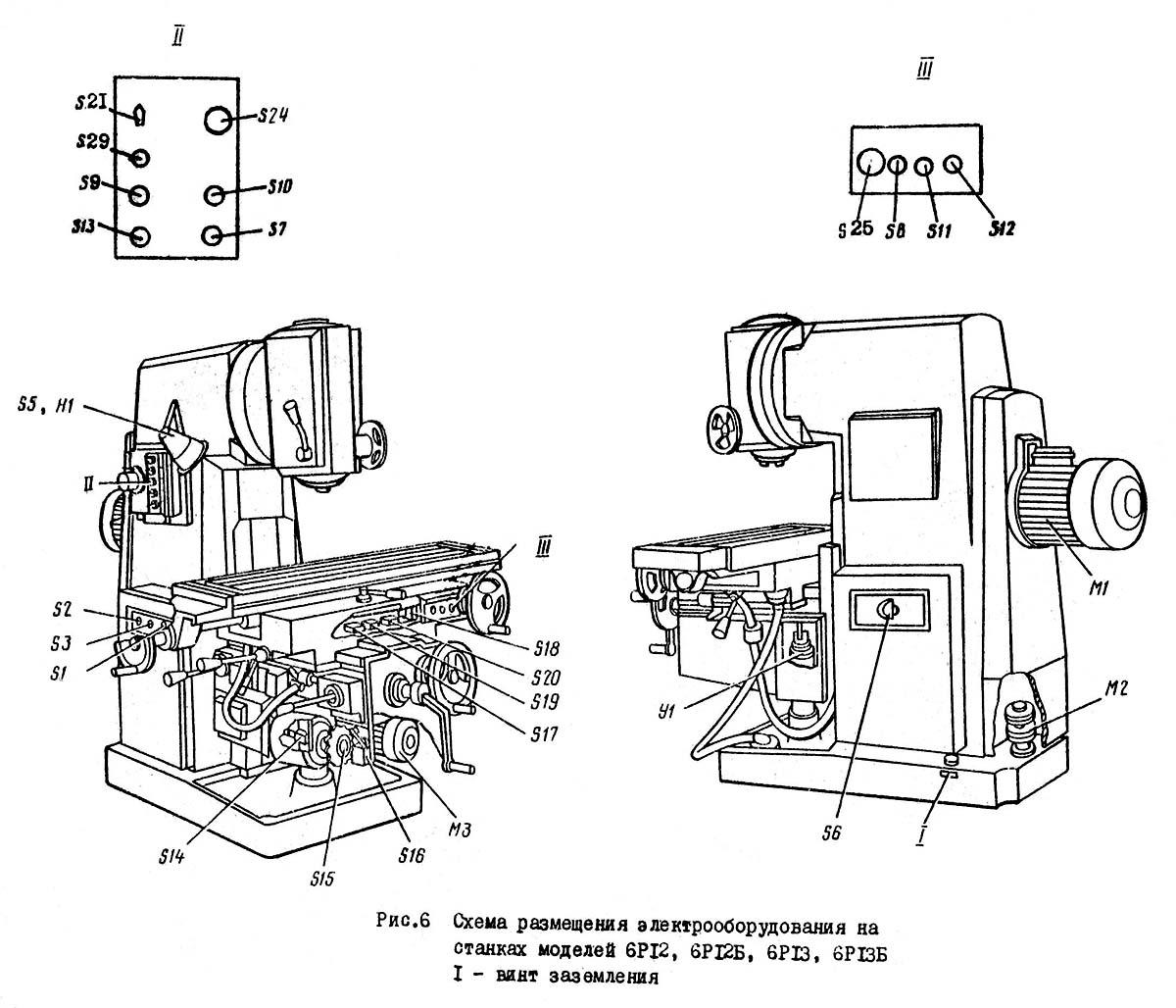 Вертикально-фрезерный станок вм127: технические характеристики