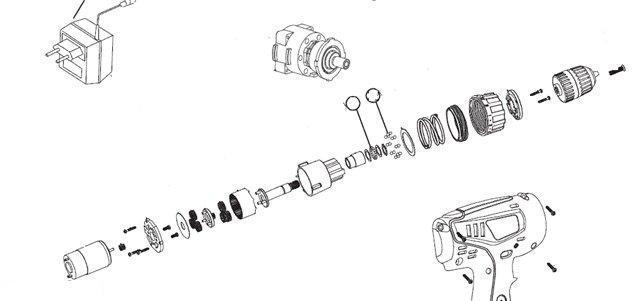 Инструкция для начинающего мастера: как снять патрон с дрели или шуруповёрта