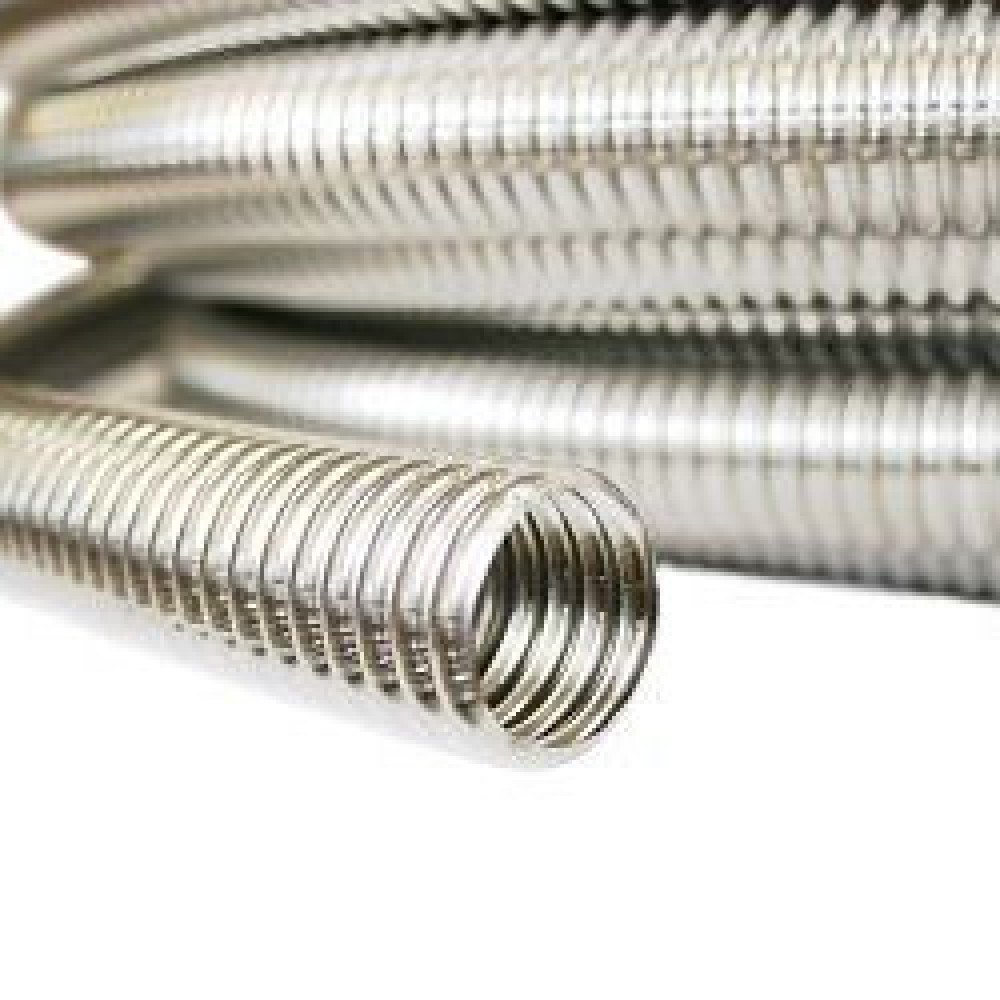 Все о гофрированной трубе: виды, размеры и применение гибких труб