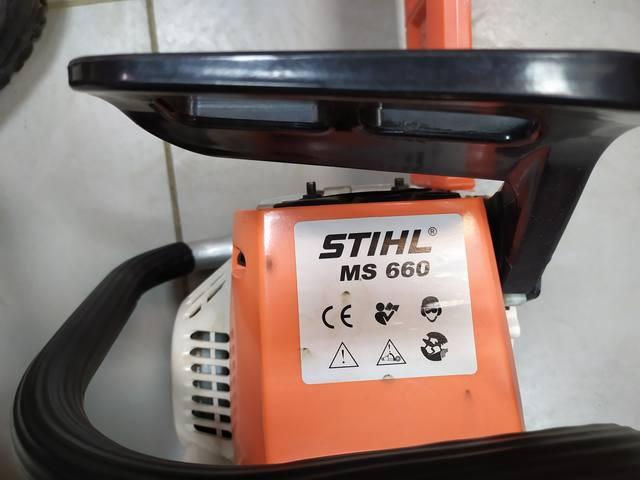 Отзывы о профессиональной бензопиле stihl ms 660 китайской сборки