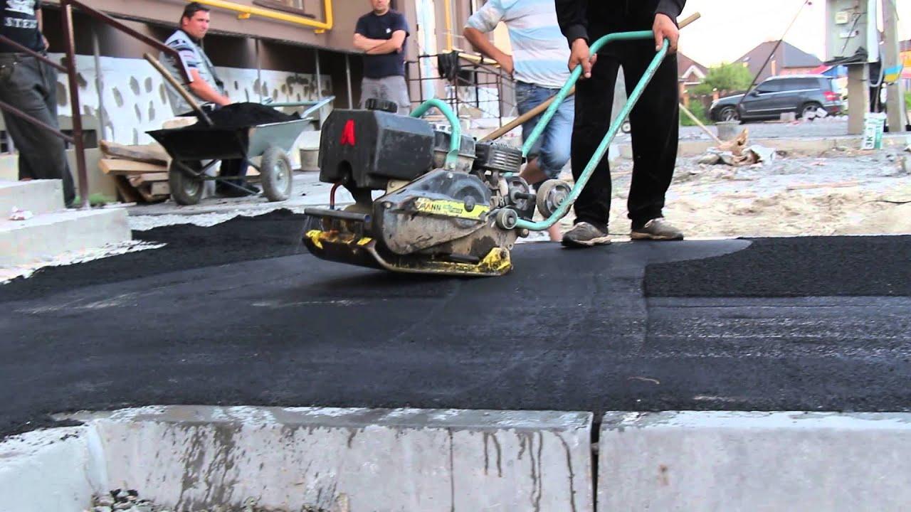 От профи: укладка тротуарной плитки на геотекстиль своими руками   o-builder.ru