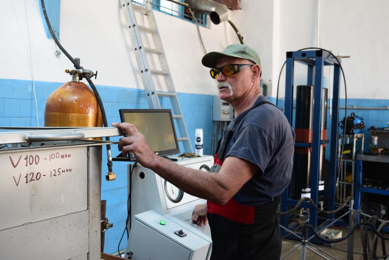 Как нужно испытывать газовые баллоны — периодичность проверки состояния, техническое переосвидетельствование
