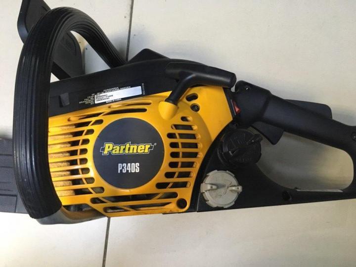 Бензопила partner p340s: отзывы и характеристики, инструкция