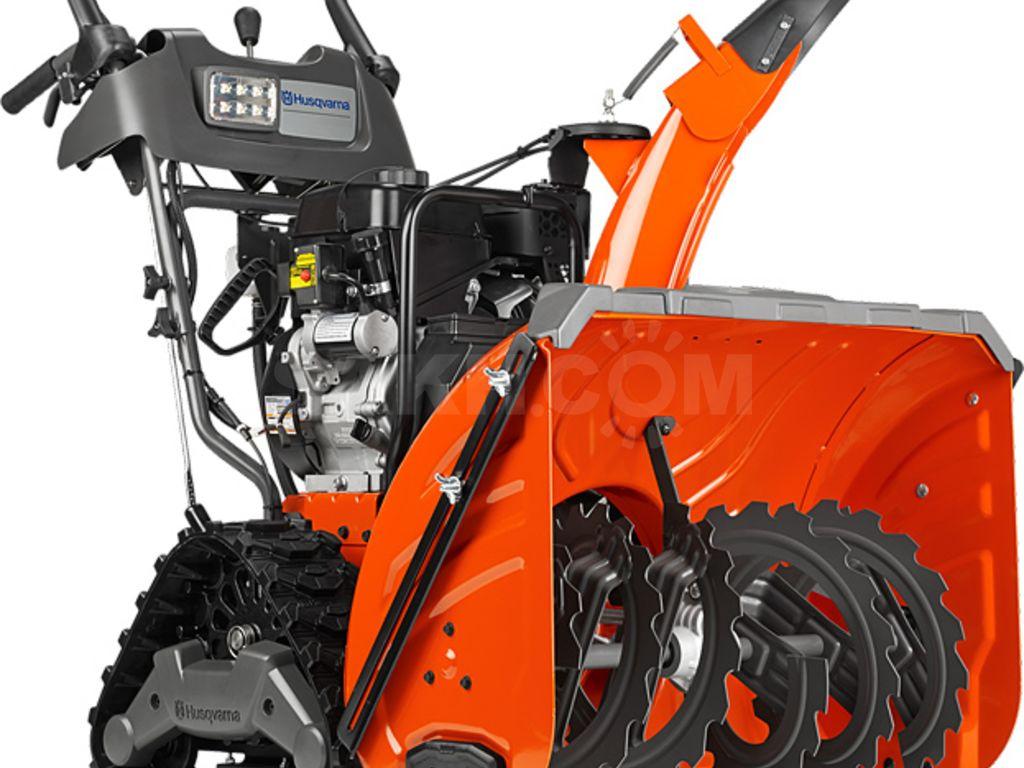 Снегоуборщик husqvarna: характеристики снегоуборочных машин st 224 и st 227 p, st 230 p и других, особенности бензиновых самоходных снегоочистителей, выбор запчастей