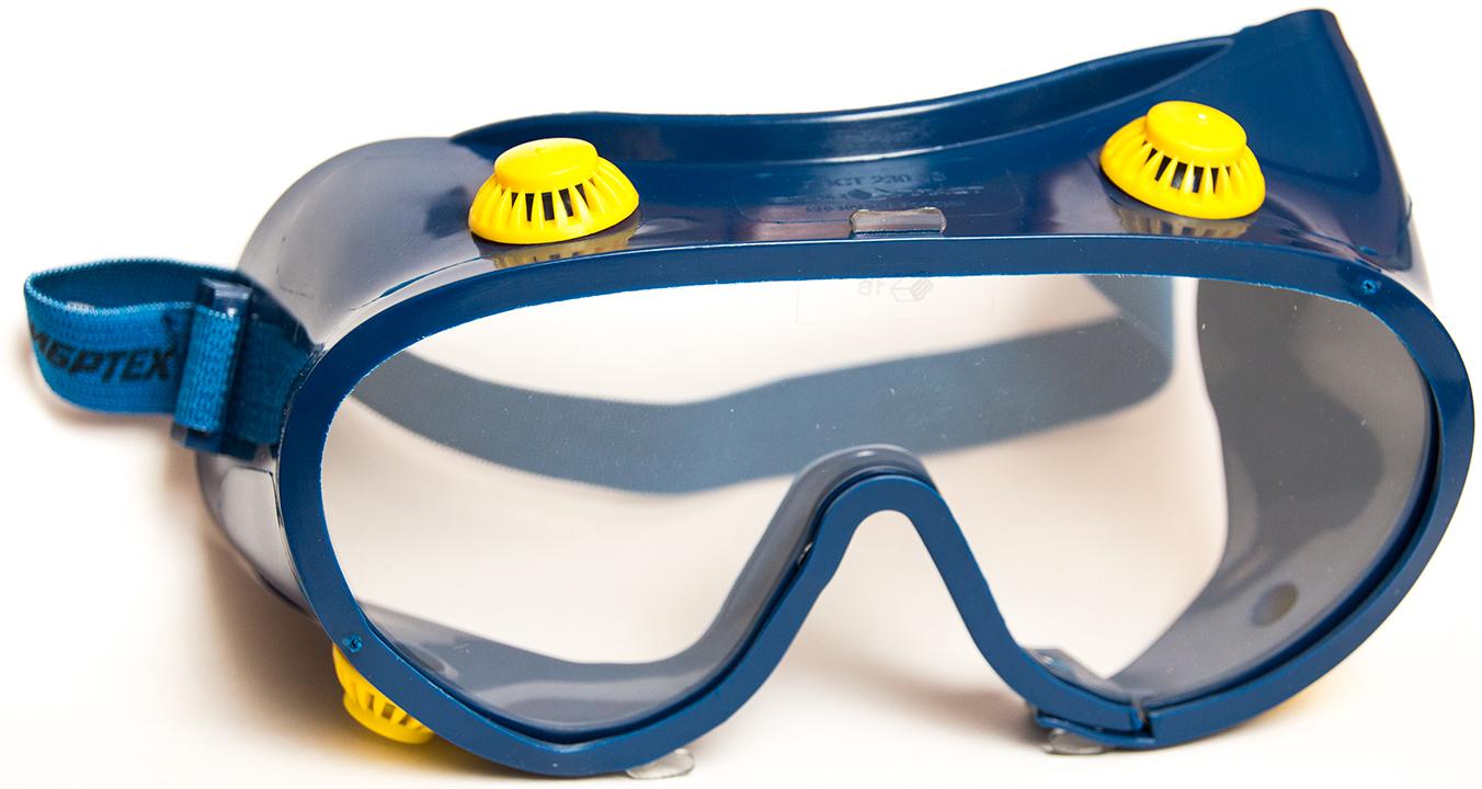 Как выбрать защитные очки для работы с болгаркой?
