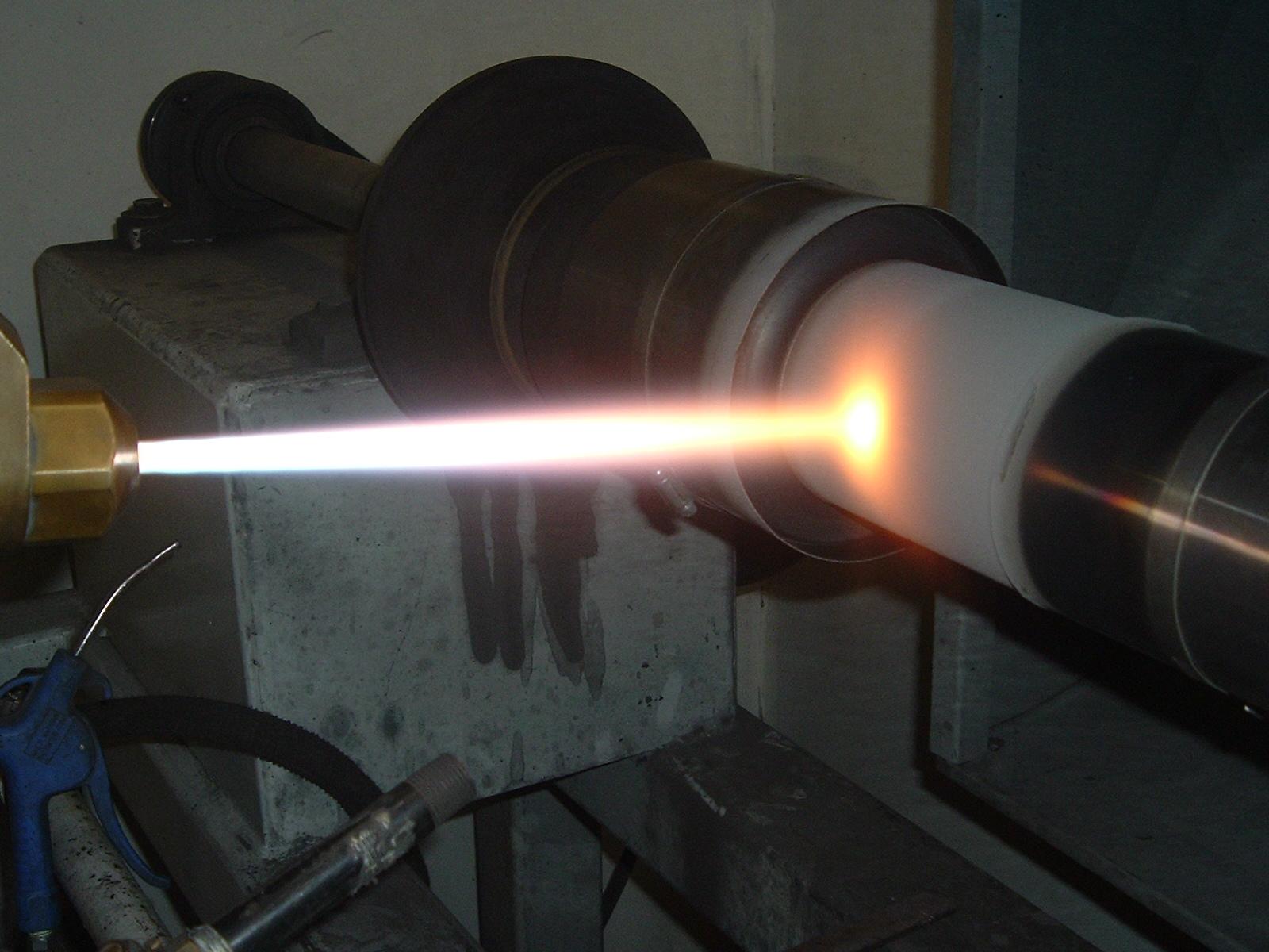 Плазменное напыление как способ защиты изделий диффузной металлизацией
