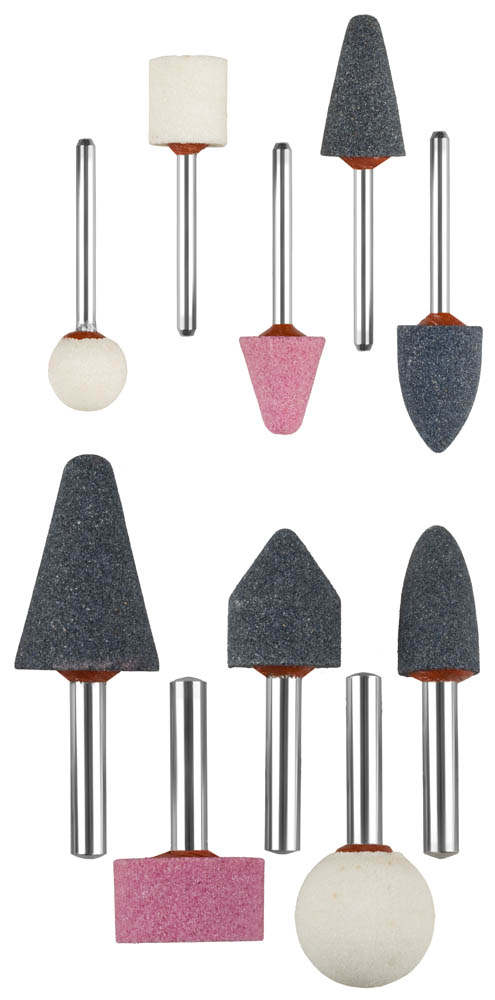 Шарошка или борфреза для дрели: набор для алмазной обработки металлических поверхностей, гравирование