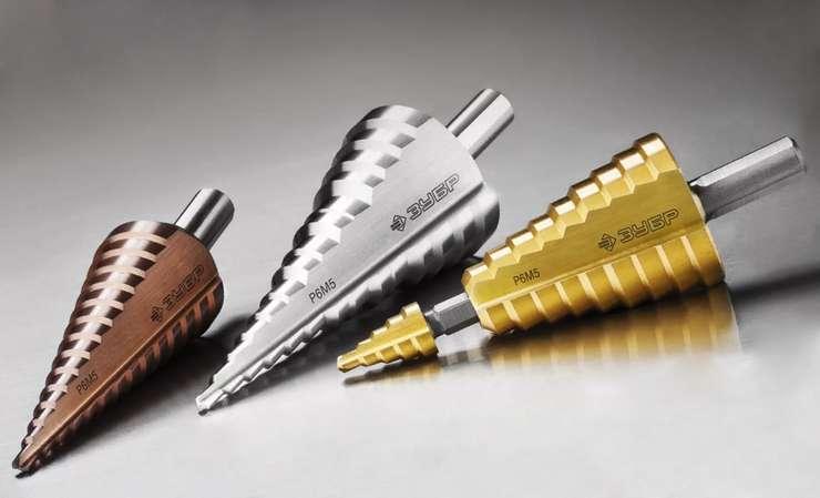 Конусные и ступенчатые сверла для металла их отличия назначение и применение – мои инструменты