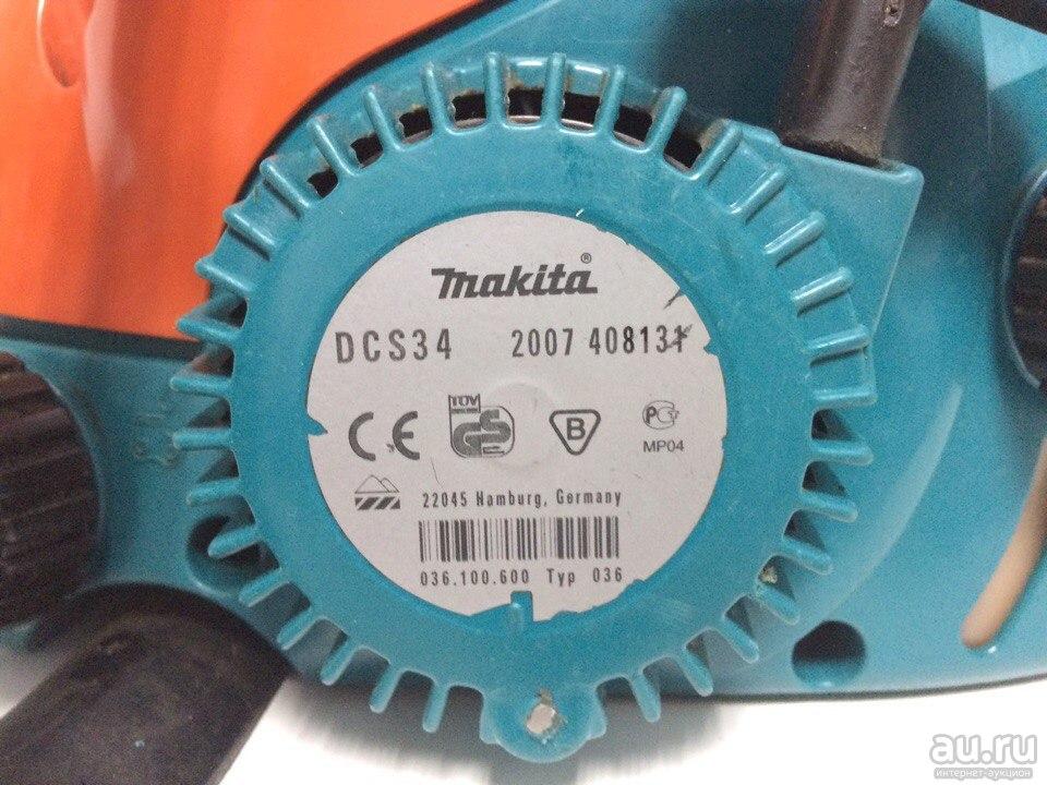 Бензопила makita dcs34 35: обзор, ремонт, отзывы, характеристики