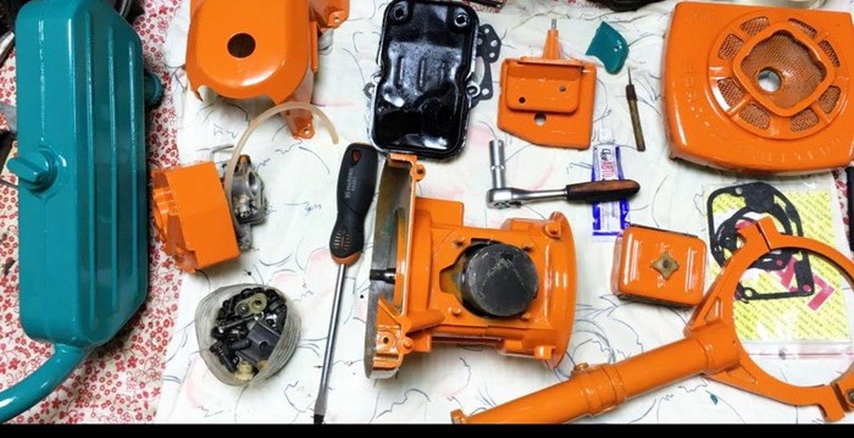 Бензопила «урал» 2т- электрон. технические характеристики, фото, видео. | все о бензопилах