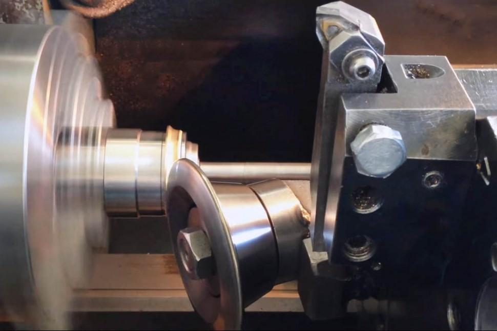 Штамповка, листовая штамповка металла, ротационная вытяжка металла - металлостанки