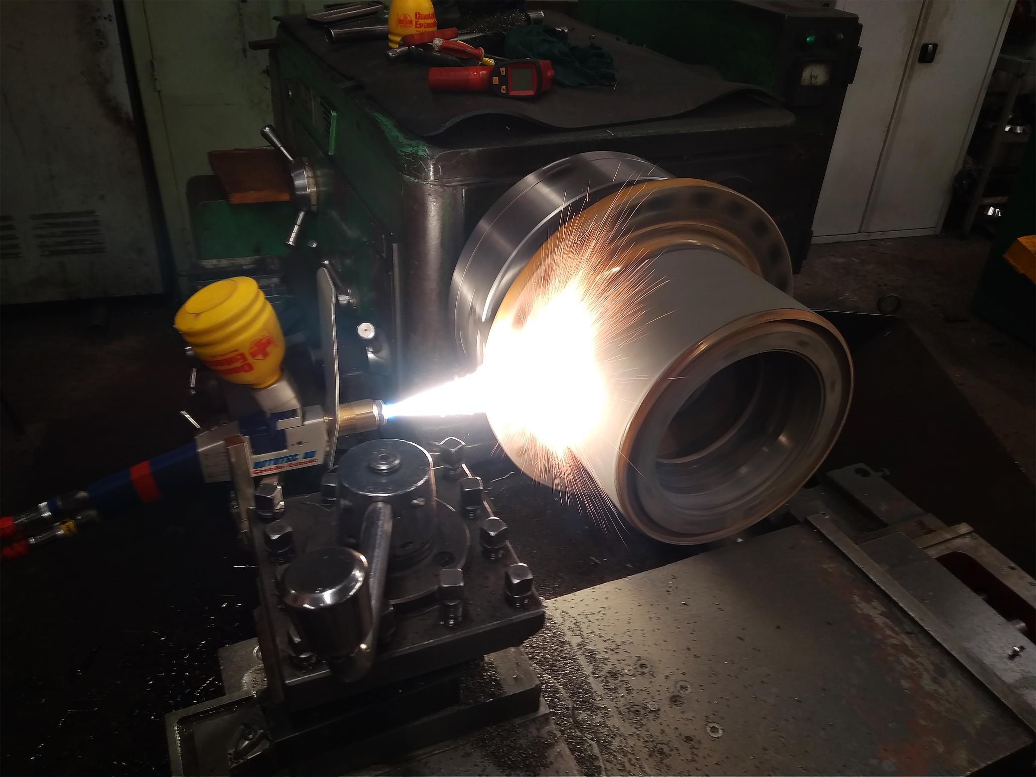 Особенности выполнения плазменного напыления: характеристика и задачи диффузной металлизации