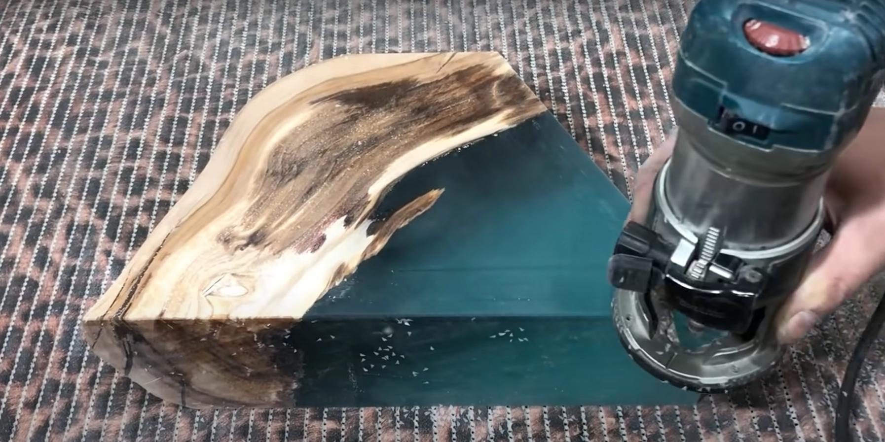 Шлифование и полировка дерева