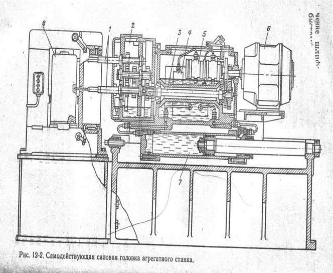 Обработка деталей на токарных и агрегатных станках
