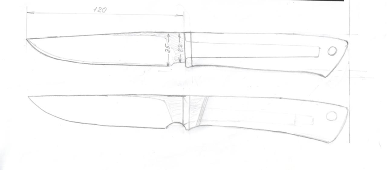 Как сделать ручку для ножа своими руками: пошаговая инструкция, фото