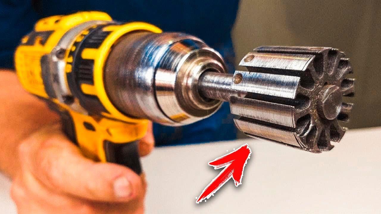 Смекалочка: как без токаря просверлить болт по центру (3 простых способа)