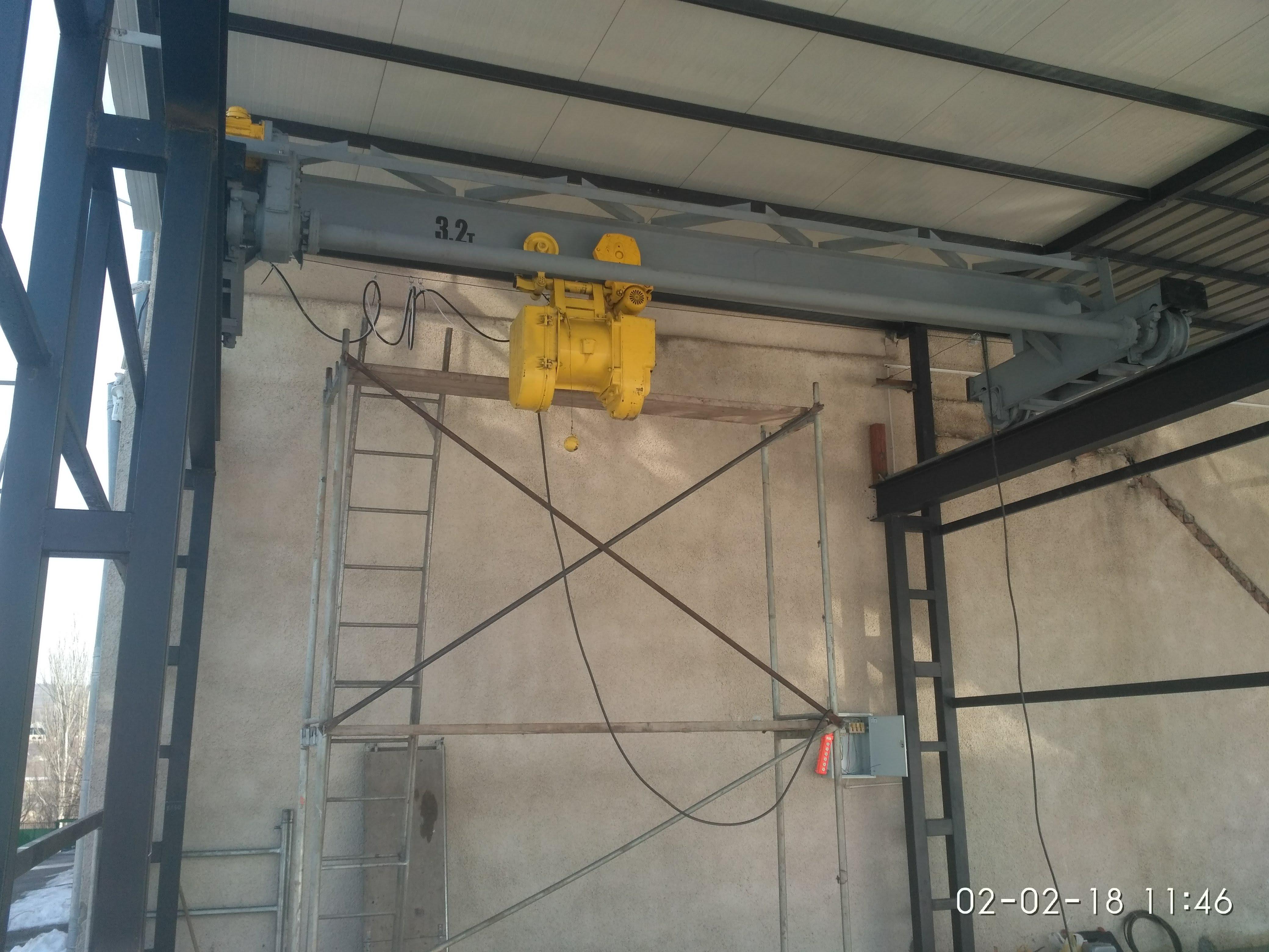 Монтаж кран-балки: установка, подвесной, демонтаж, крепление, опорной, инструкция