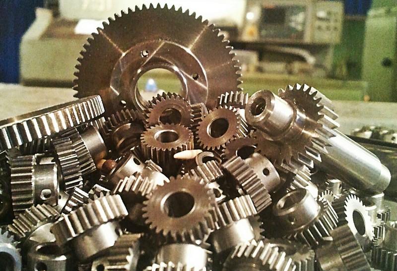 Методы изготовления шестерен, зубчатых колес. механическая обработка металла, деталей.