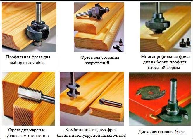 Ручной фрезер по дереву: изучаем инструмент