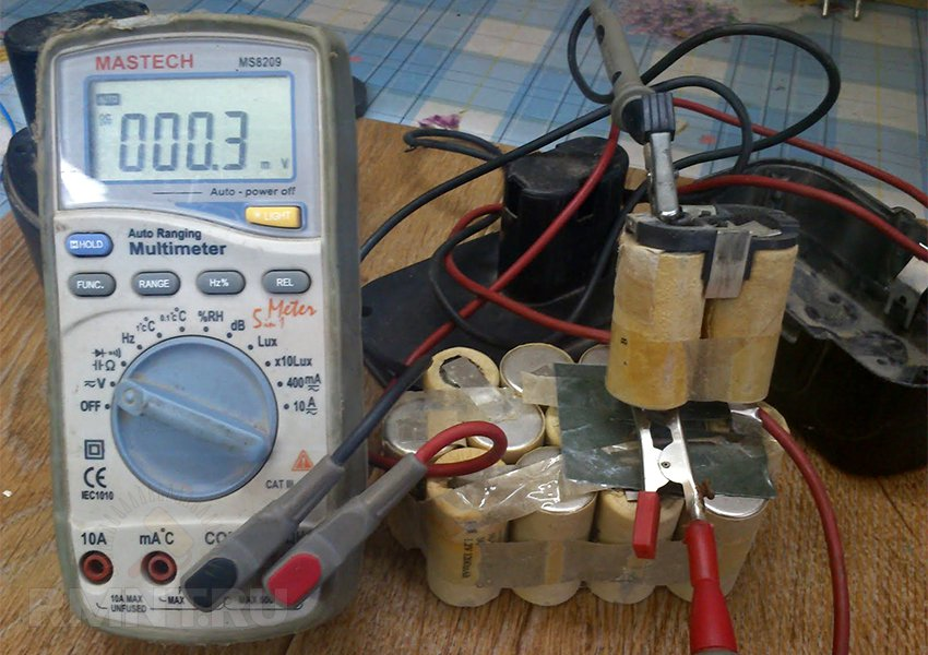 Руководство к действию: как проверить аккумулятор шуруповерта