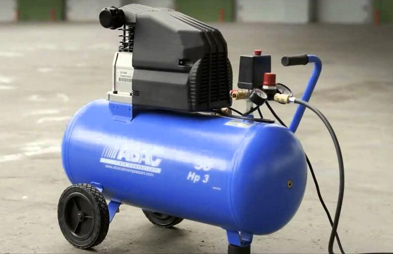 Какой компрессор нужен для пескоструя и критерии правильного выбора