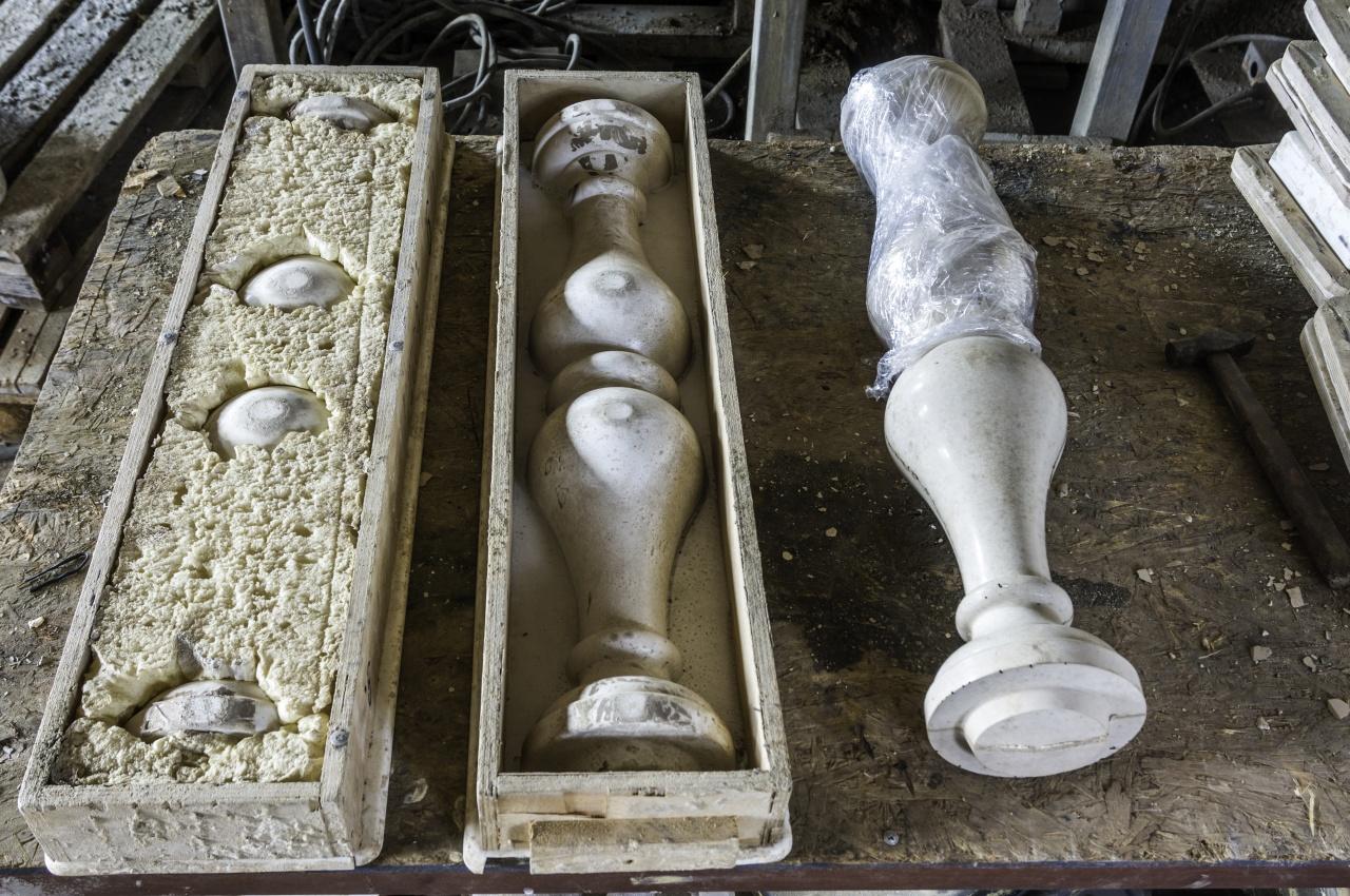 Скульптурный бетон