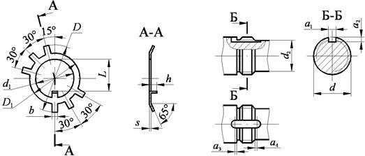 Гост 6402-70 шайбы пружинные. технические условия