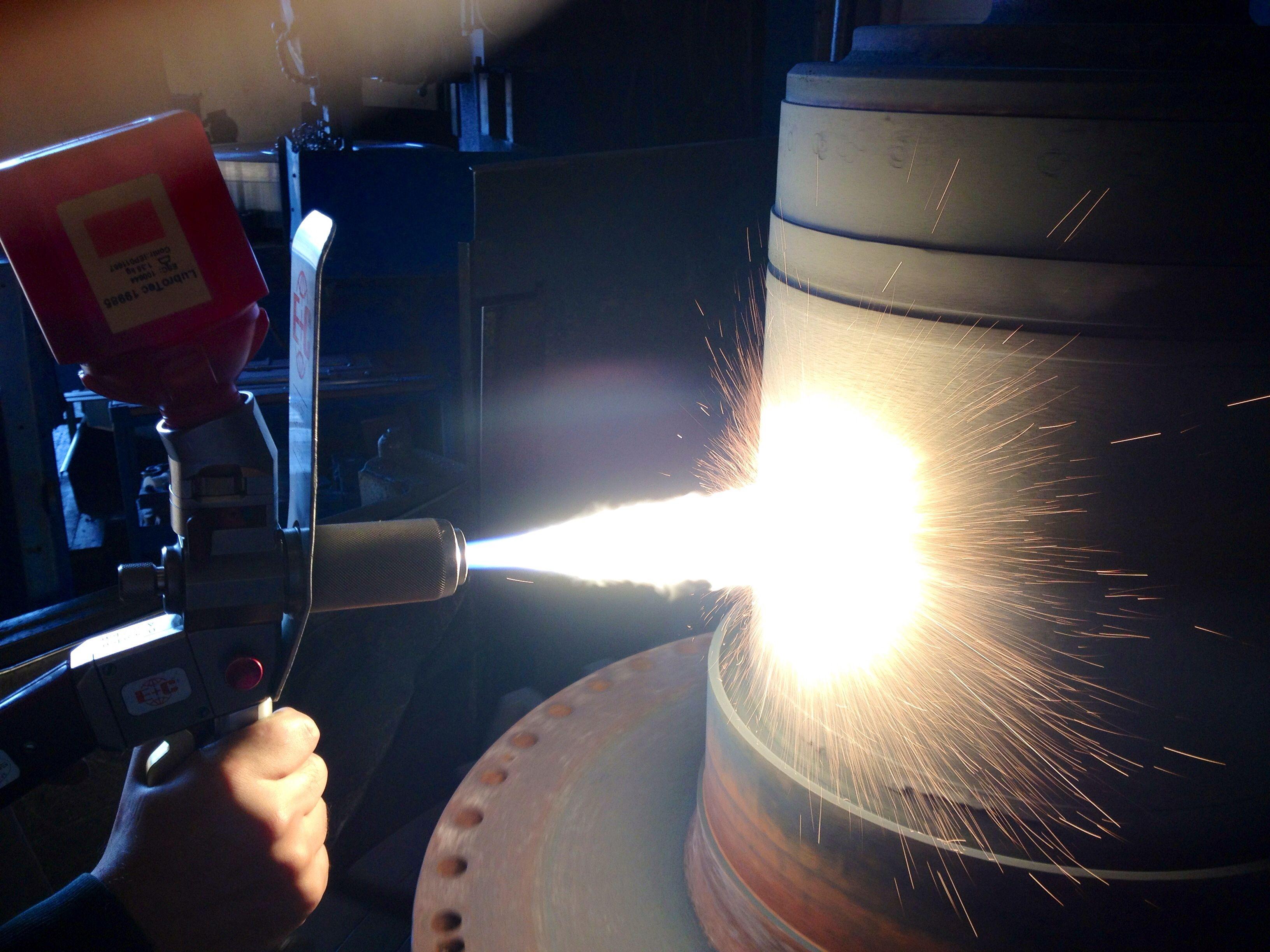 Газопламенное напыление: сущность технологии, установки