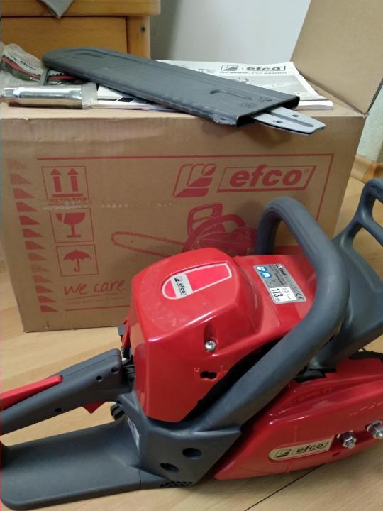 Бензопила efco mt-350/41r (43311) купить за 11210 руб в самаре, отзывы, видео обзоры и характеристики