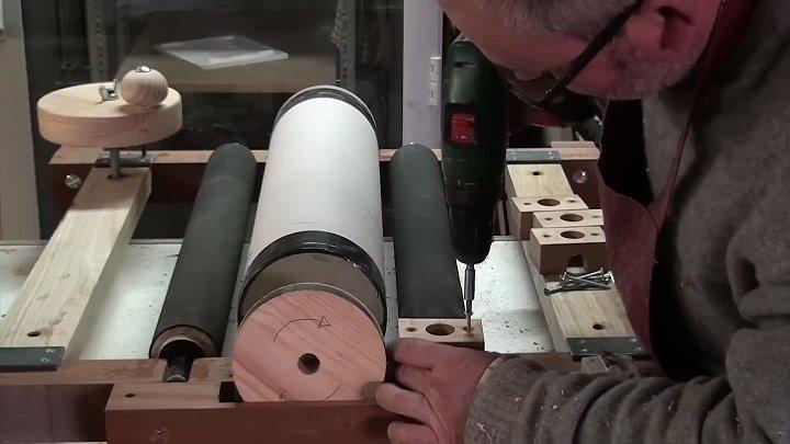 Принцип работы и сборки барабанного шлифовального станка по дереву своими руками