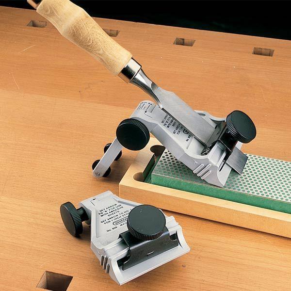 Приспособление для заточки стамесок | строительство. деревянные и др. материалы