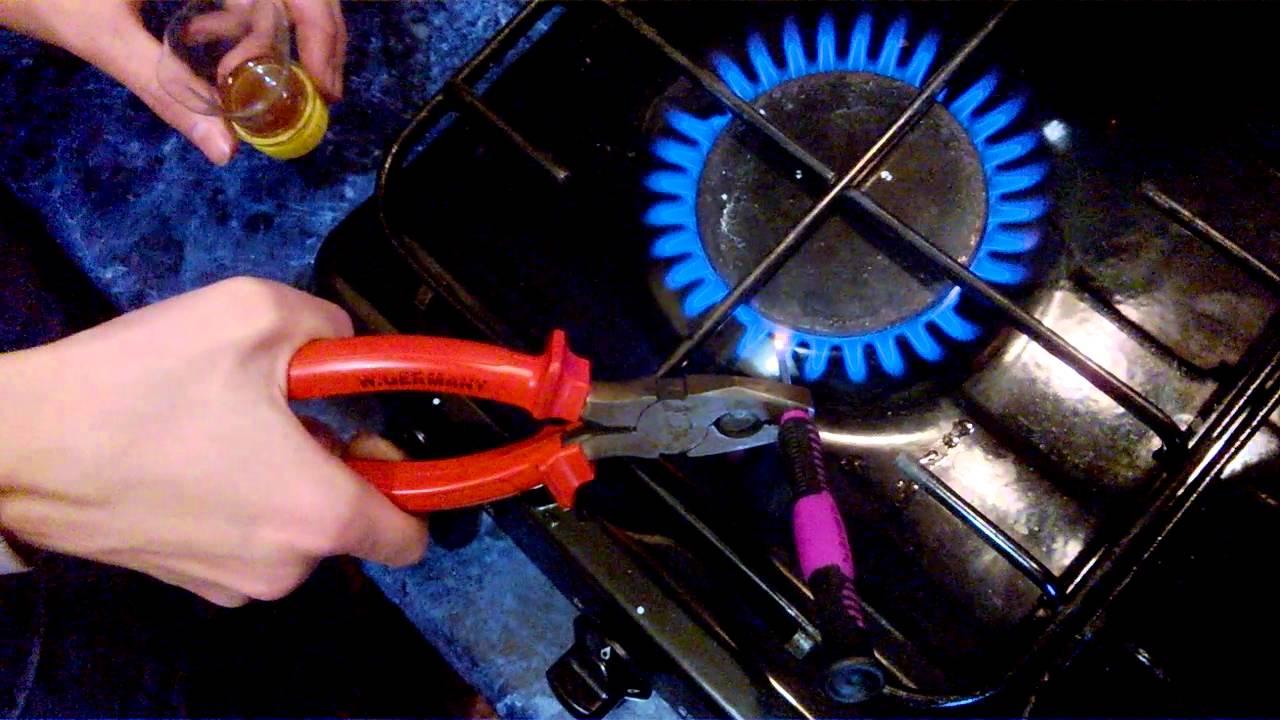 Как закалить топор в домашних условиях: видео и советы мастерам