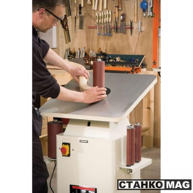 Шлифовальный станок по дереву: как изготовить своими руками дисковый, ленточный или барабанный, рекомендации по подбору материала, обзор заводских моделей, советы по уходу и обслуживанию