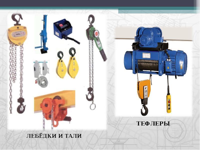 Термины и определения | обеспечение безопасной эксплуатации механизмов подъема грузоподъемных машин | литература / кран-инфо.рф