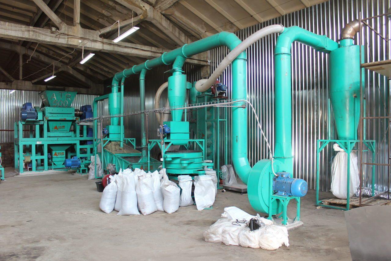 Применение резиновой крошки для производства товаров: основные виды изделий