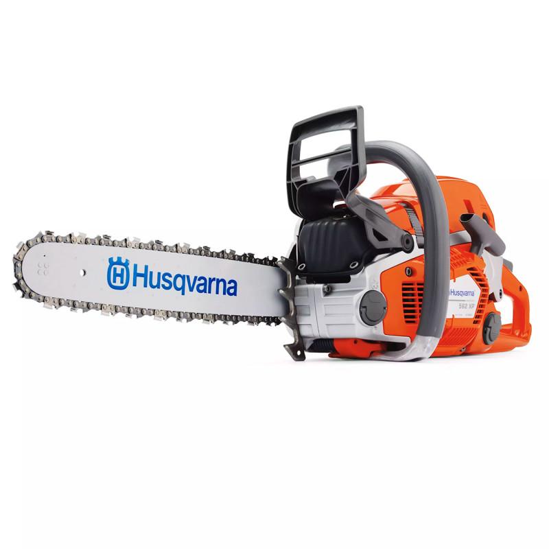 Husqvarna 555 — профессиональная бензопила для масштабных задач