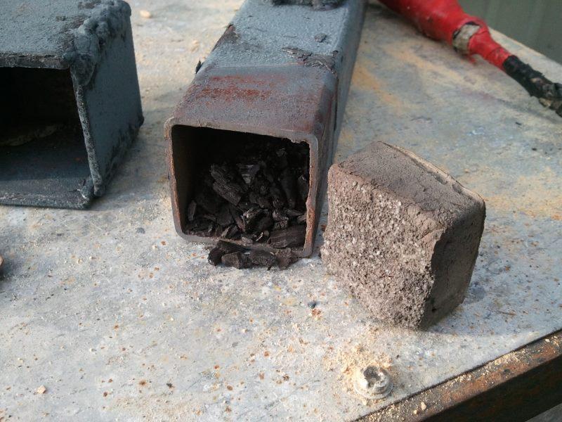 Цементация стали: способ обработки, оборудование