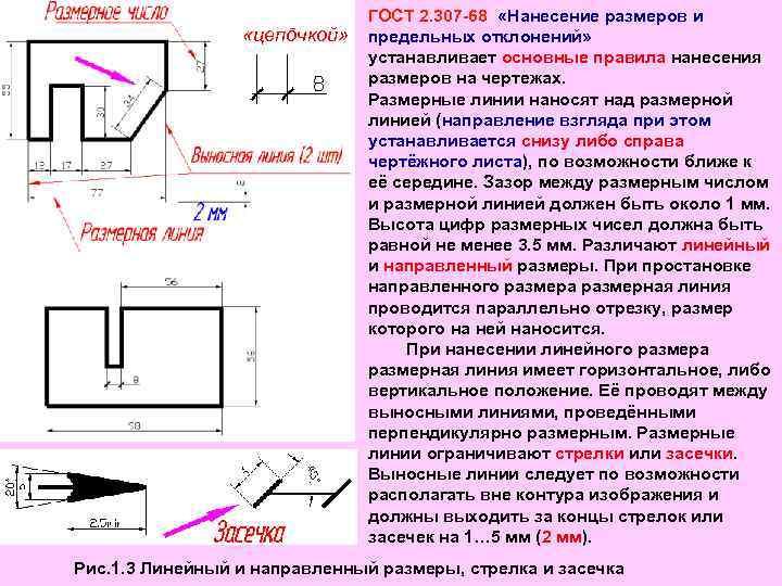Инженерная графика | лекции | изображения - виды, разрезы, сечения | cadinstructor