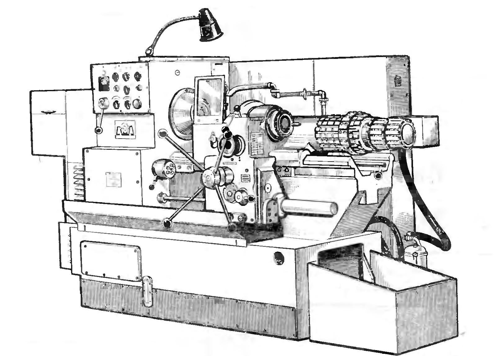 1д325п станок токарно-револьверный повышенной точности. паспорт, схемы, характеристики, описание