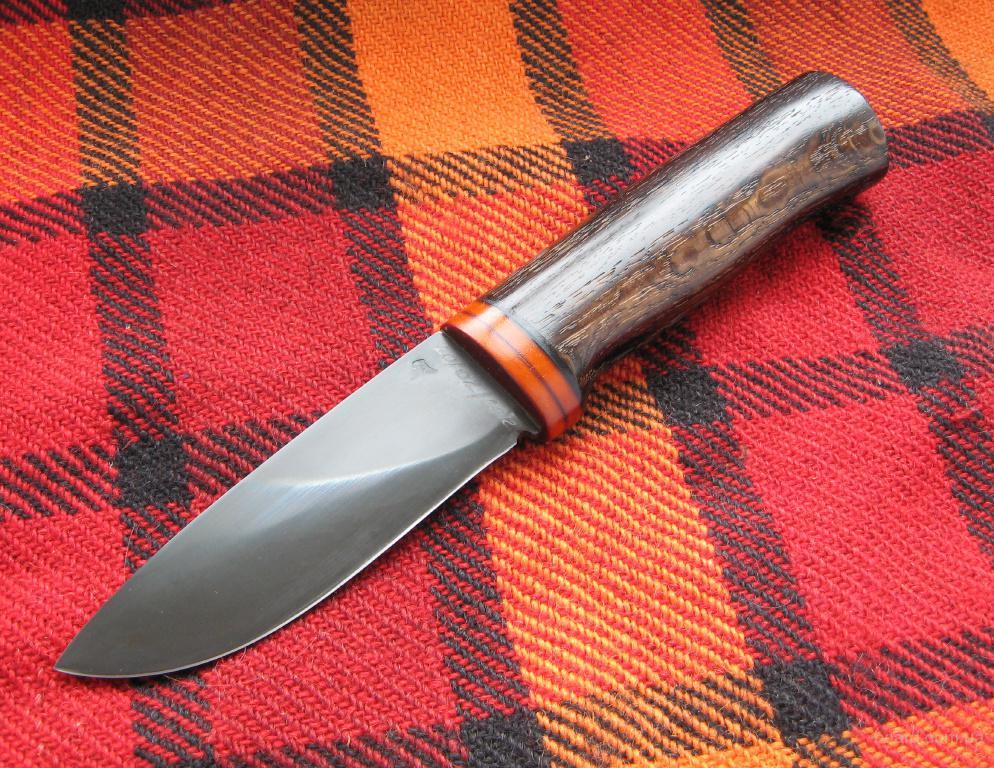 Кухонный нож своими руками в домашних условиях: чертежи и пошаговая инструкция