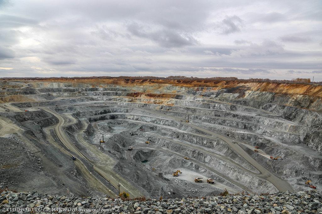 Медная руда где добывают. центры производства меди в россии: характеристика, главные предприятия