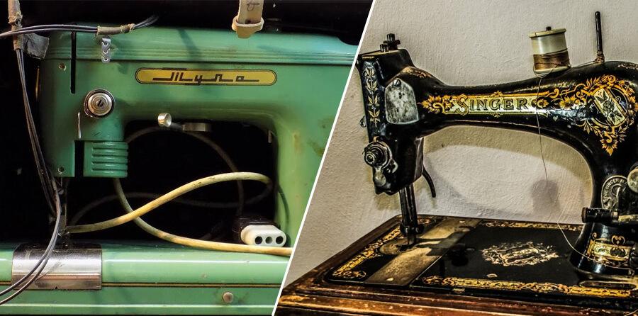 Как сделать столик из швейной машинки. стол из швейной машинки зингер своим руками. как мы его делали