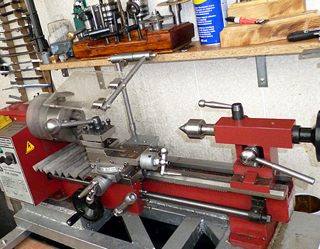Модернизация токарного станка стм 550/350