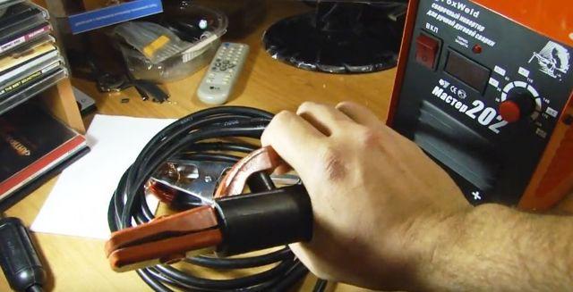 Характеристики и виды сварочных кабелей